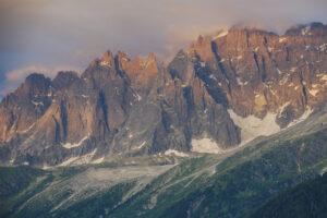 FRANCJA – Droga na Mont Blanc 2008