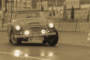 37 Międzynarodowy Beskidzki Rajd Pojazdów Zabytkowych VII'2014