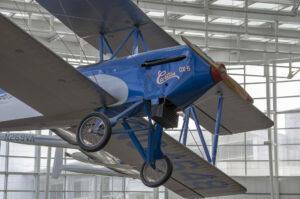 Muzeum i port lotniczy Seattle USA