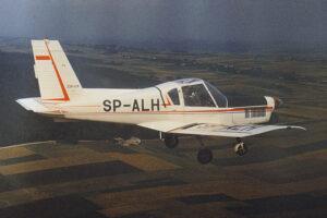 Mieszanka lotnicza zkońca lat siedemdziesiątych