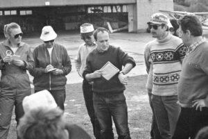 Zawody Szybowcowe oPuchar Beskidów – Żar'1986 –1988