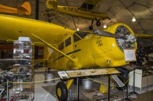 Alaskaland Pioneer Air Museum Fairbanks USA