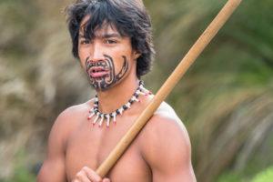 U Maorysów Nowa Zelandia