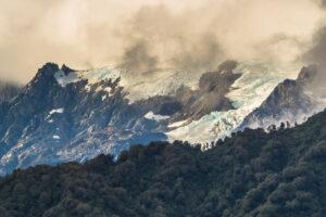 Franz Josef Glacier Nowa Zelandia